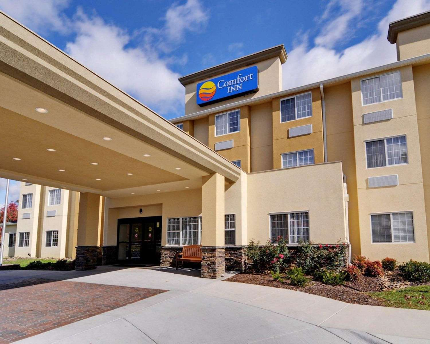 Exterior view - Comfort Inn Mt Airy