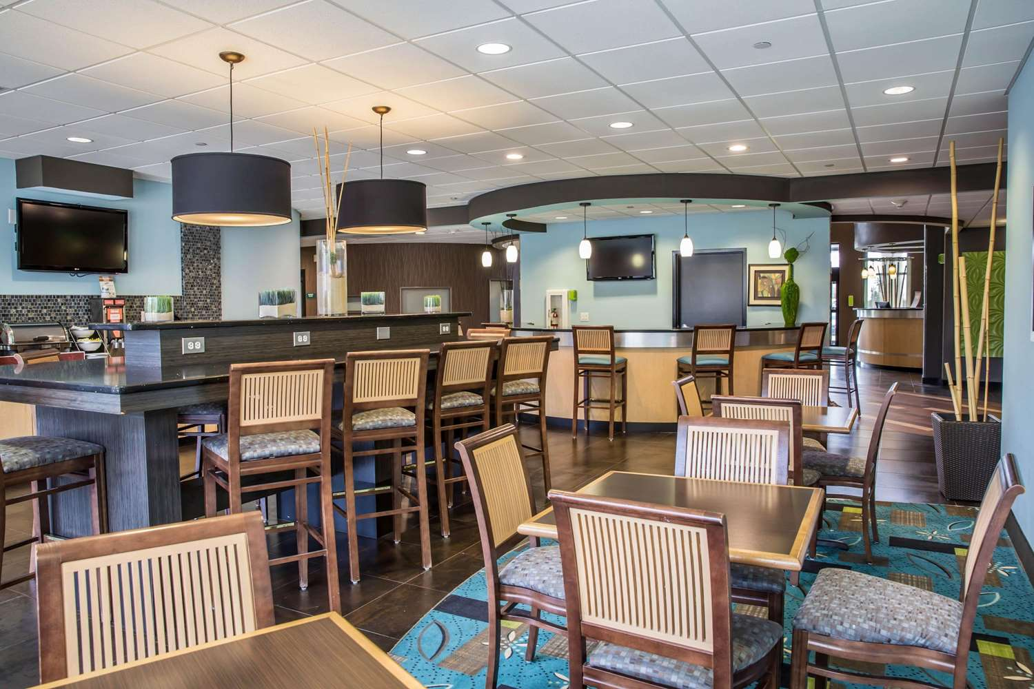 Restaurant - Comfort Suites New Bern