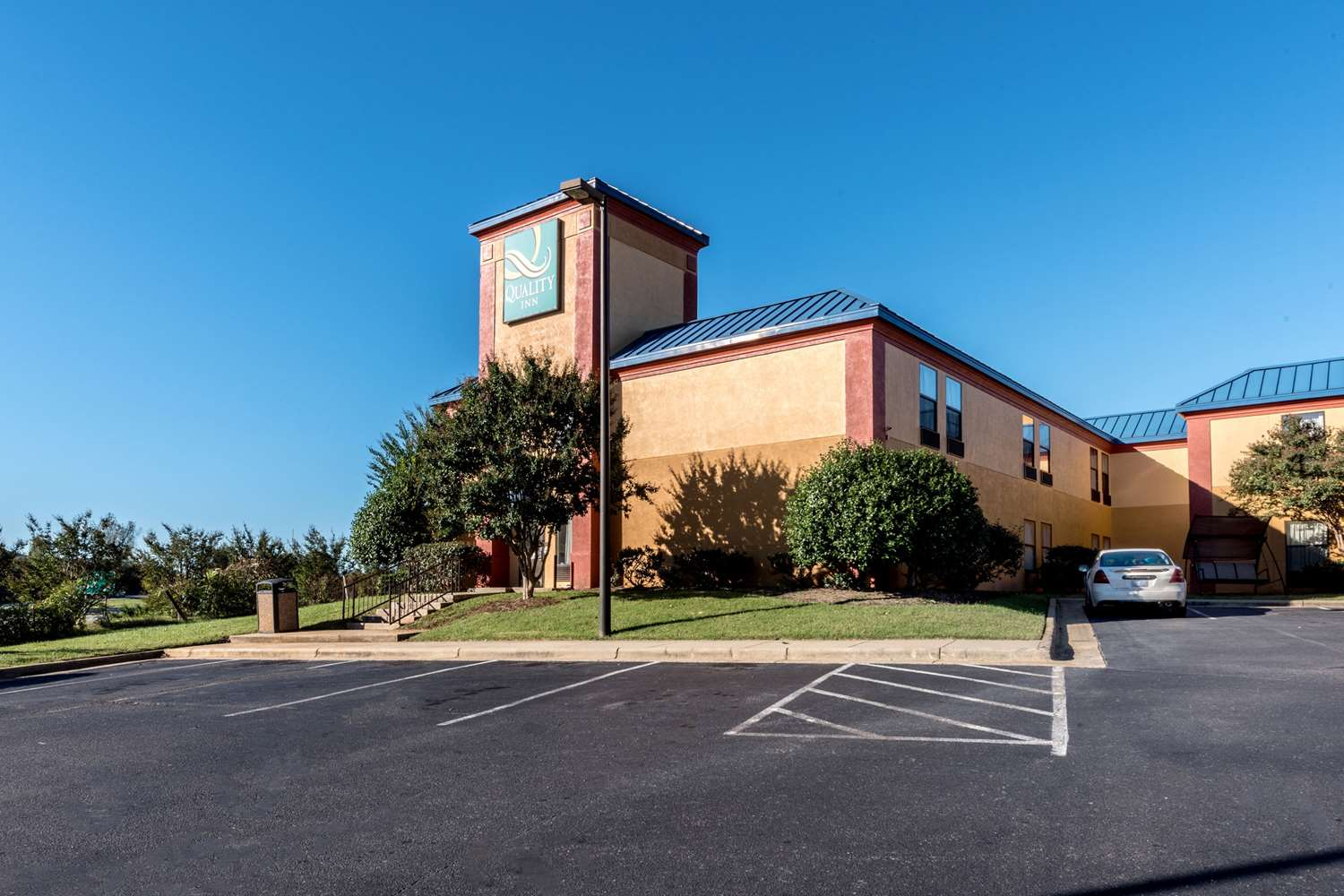 Exterior View Quality Inn Clemmons