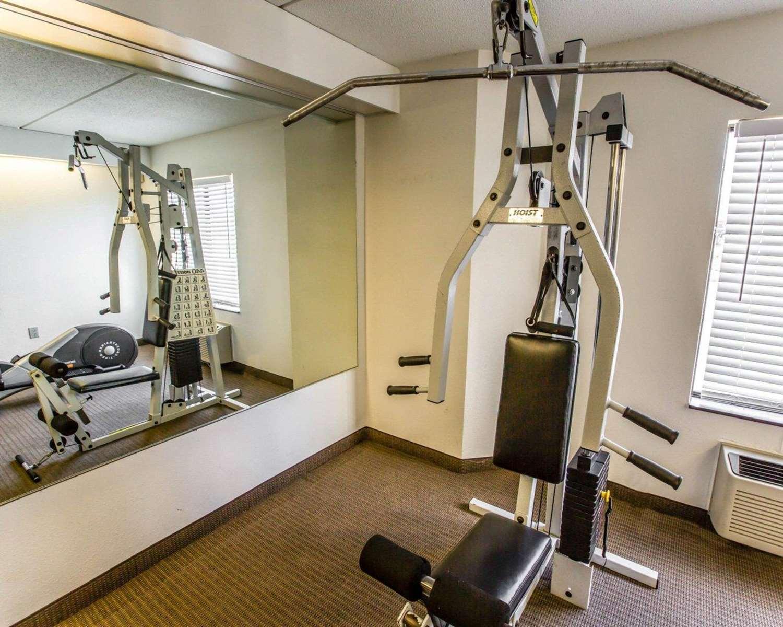 Fitness/ Exercise Room - Sleep Inn Wilmington