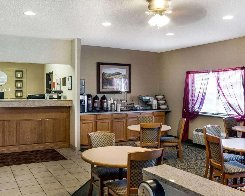 Restaurant - Comfort Inn Jamestown