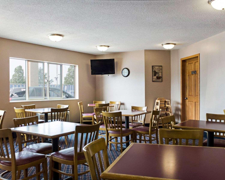 Restaurant - Rodeway Inn Fargo