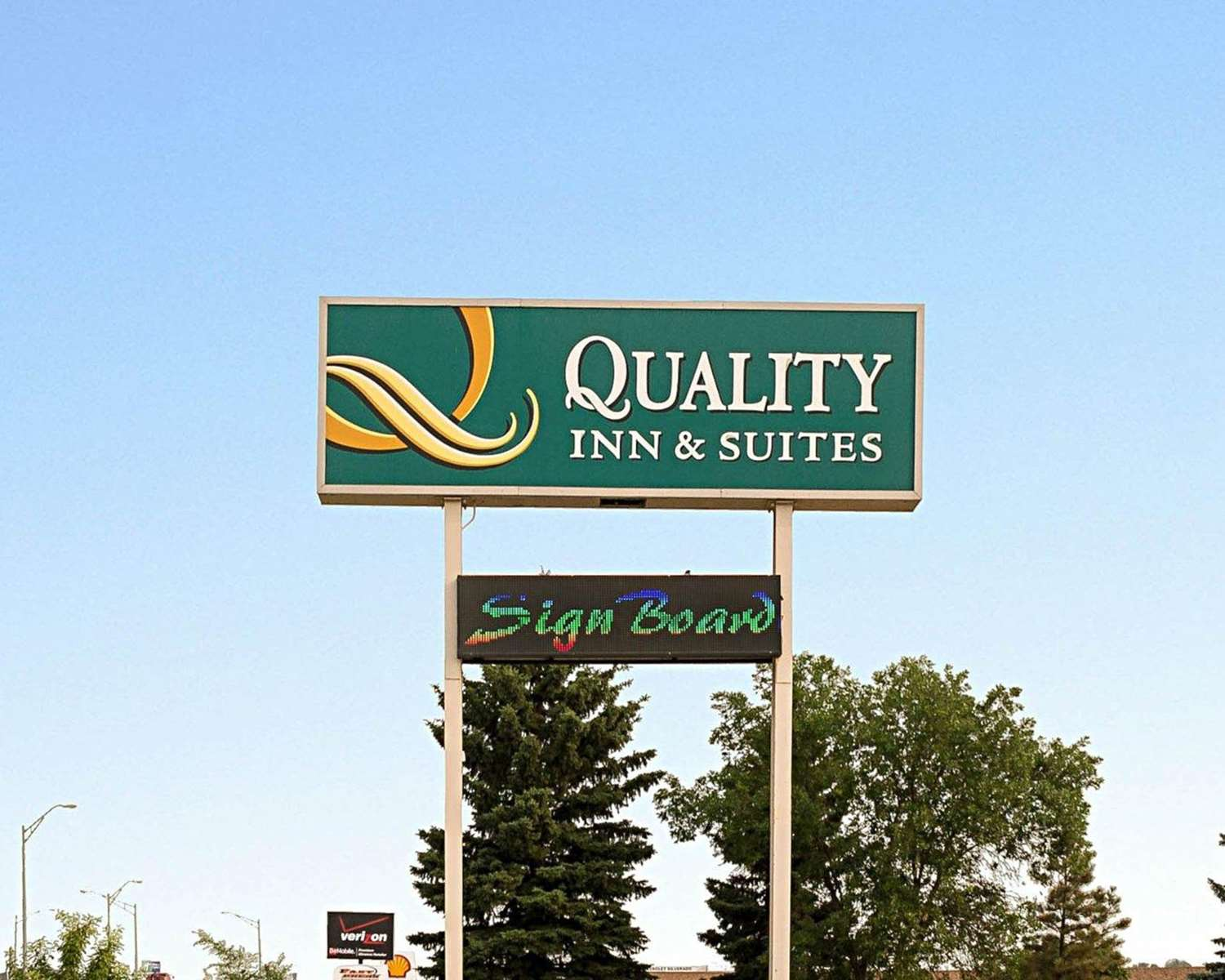 Exterior view - Quality Inn & Suites Jamestown
