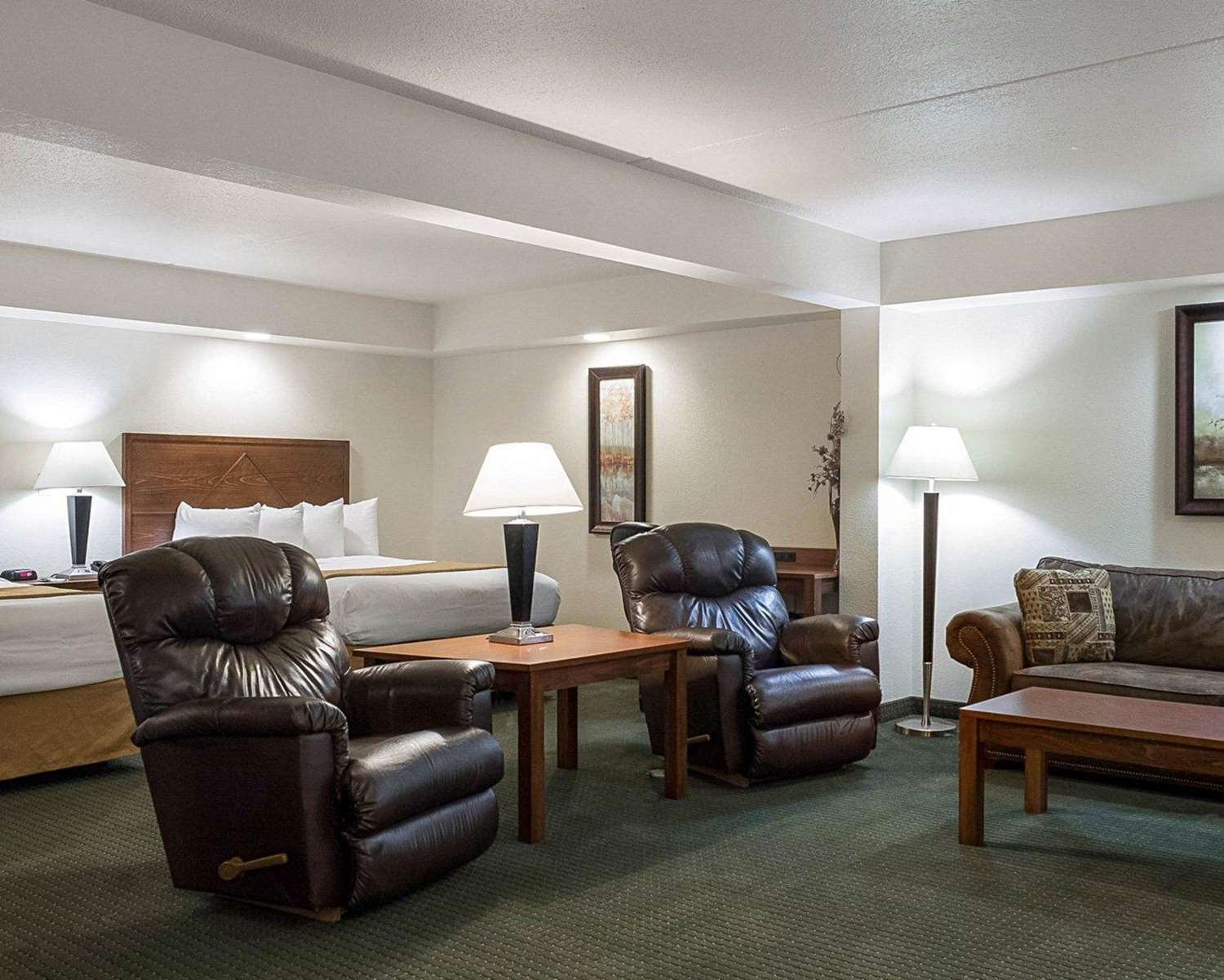 Suite - Quality Inn & Suites Jamestown