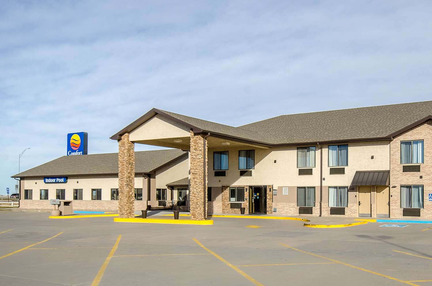Exterior view - Comfort Inn Lexington