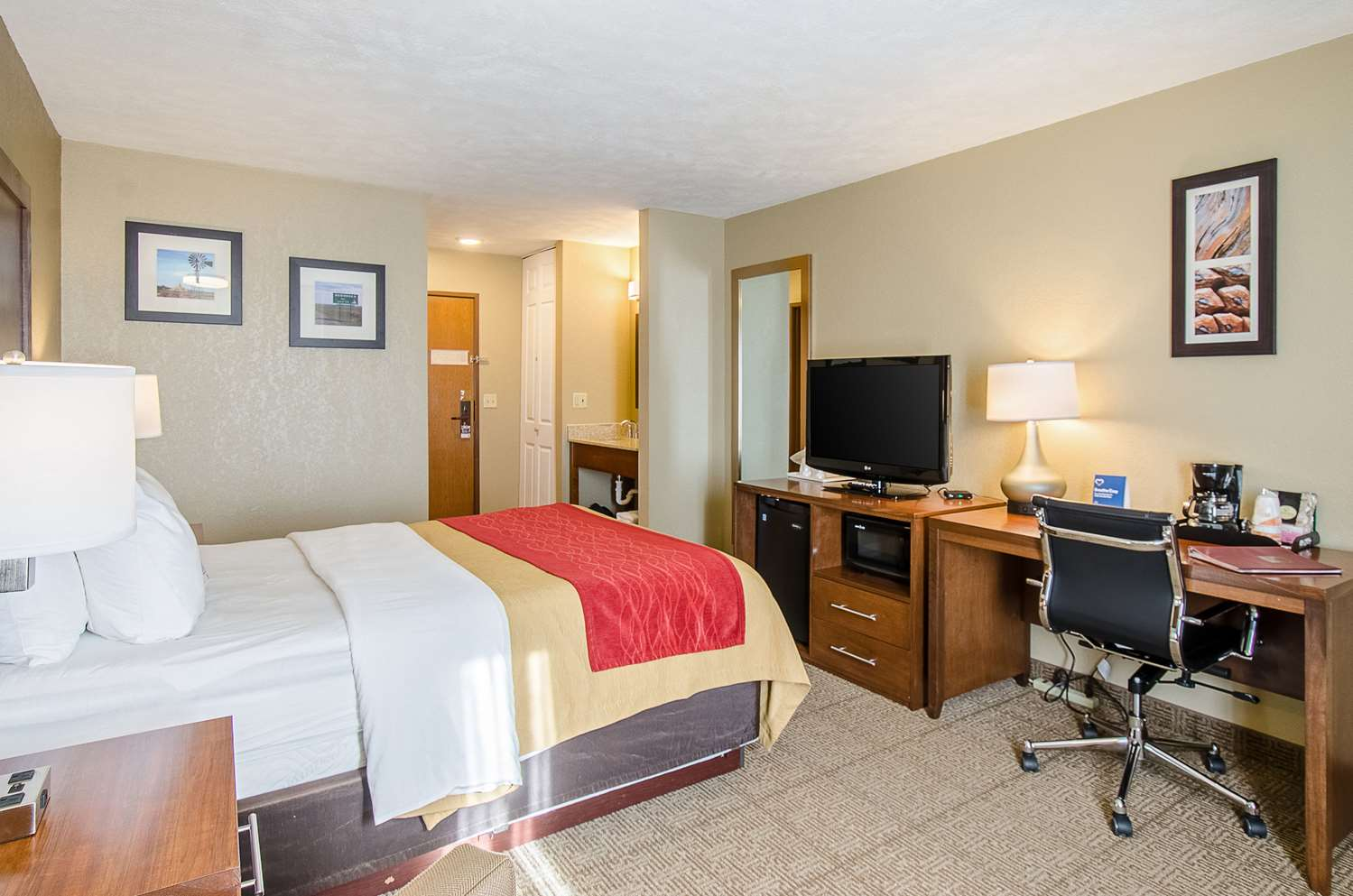 Room - Comfort Inn Lexington