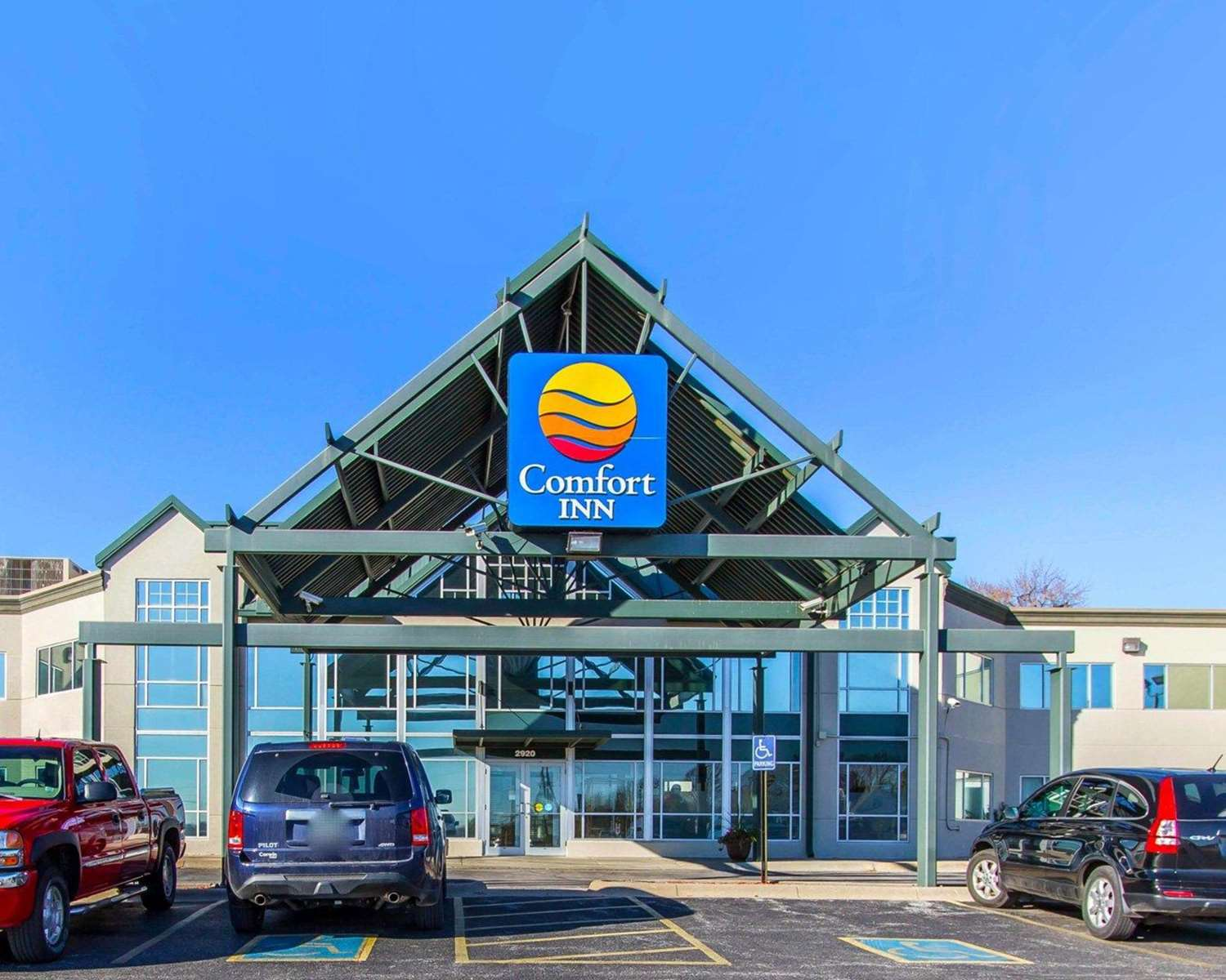 Exterior view - Comfort Inn at the Zoo Omaha