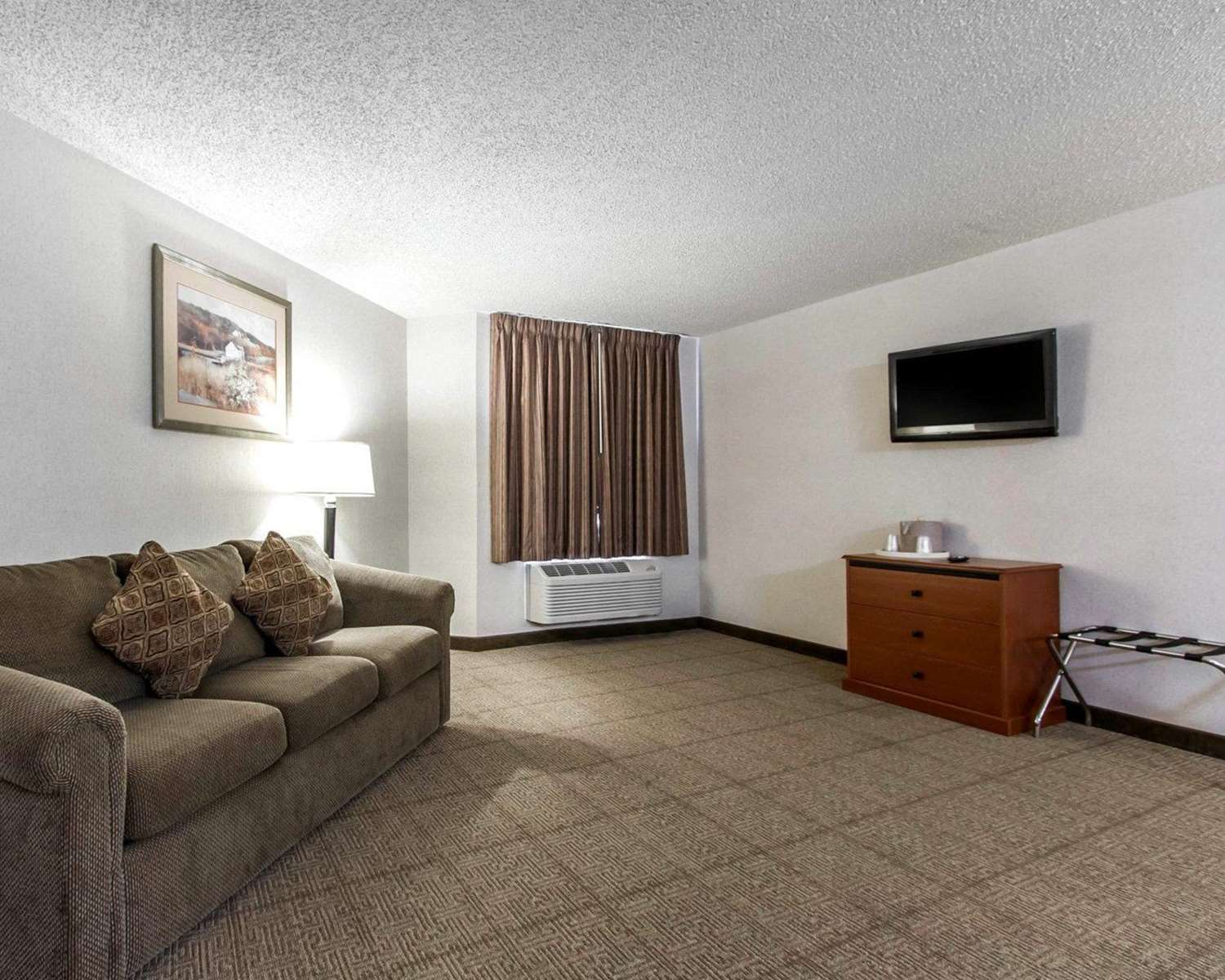 Suite - Comfort Inn at the Zoo Omaha