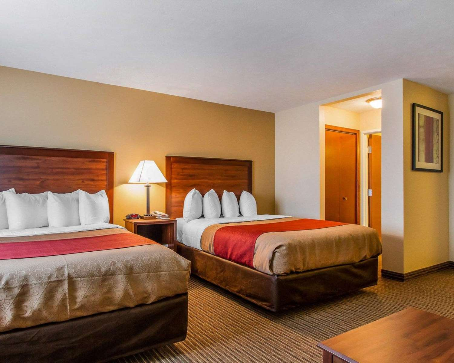 Suite - MainStay Suites Grand Island