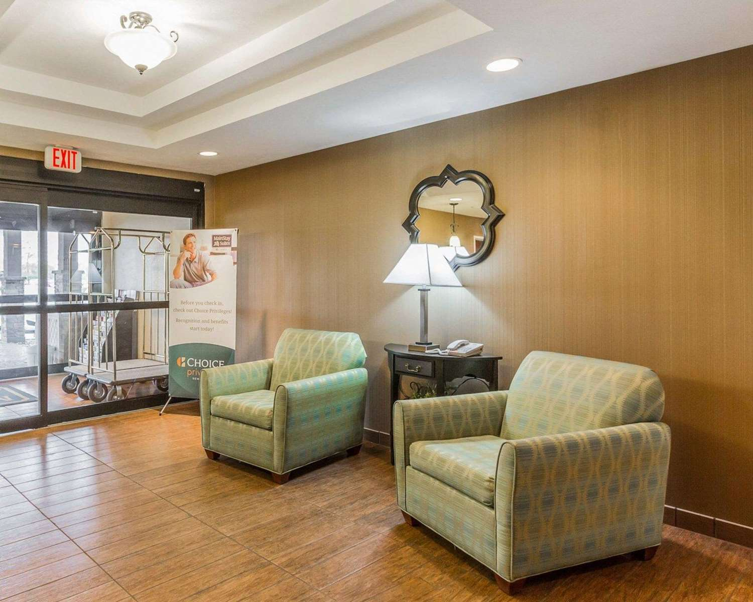 Lobby - MainStay Suites Grand Island