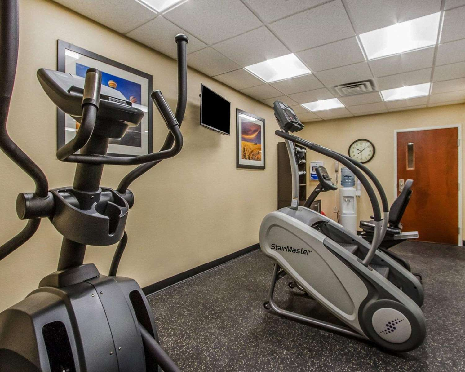 Fitness/ Exercise Room - MainStay Suites Grand Island