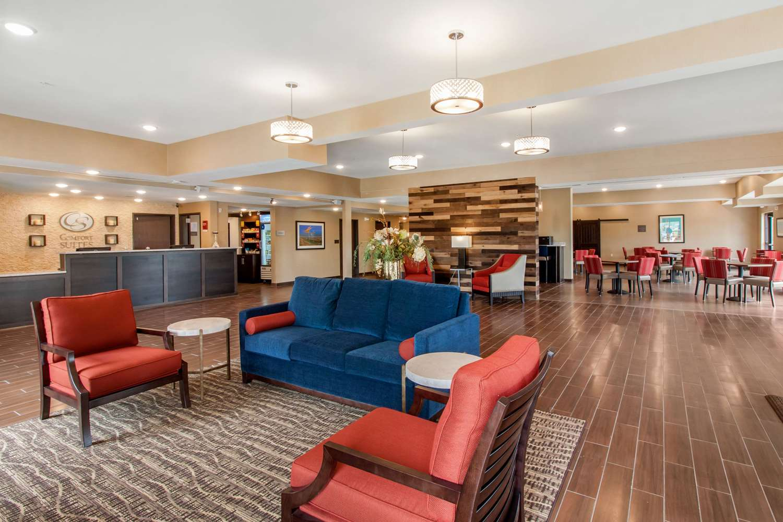Lobby - Comfort Suites La Vista