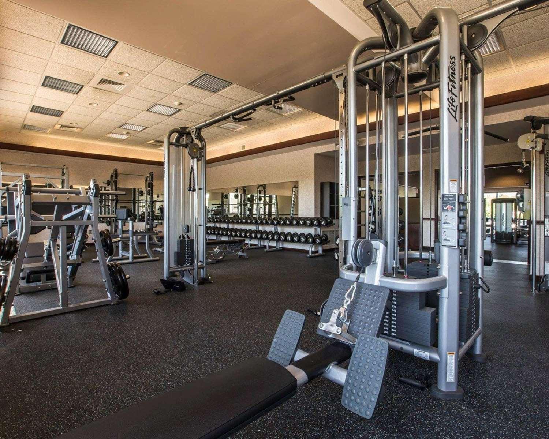 Fitness/ Exercise Room - Comfort Inn Manchester