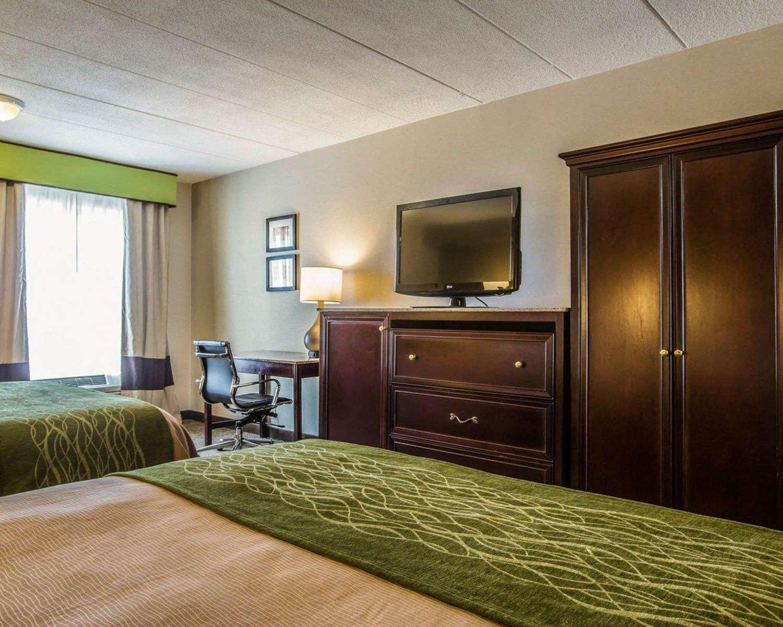 Room - Comfort Inn Manchester
