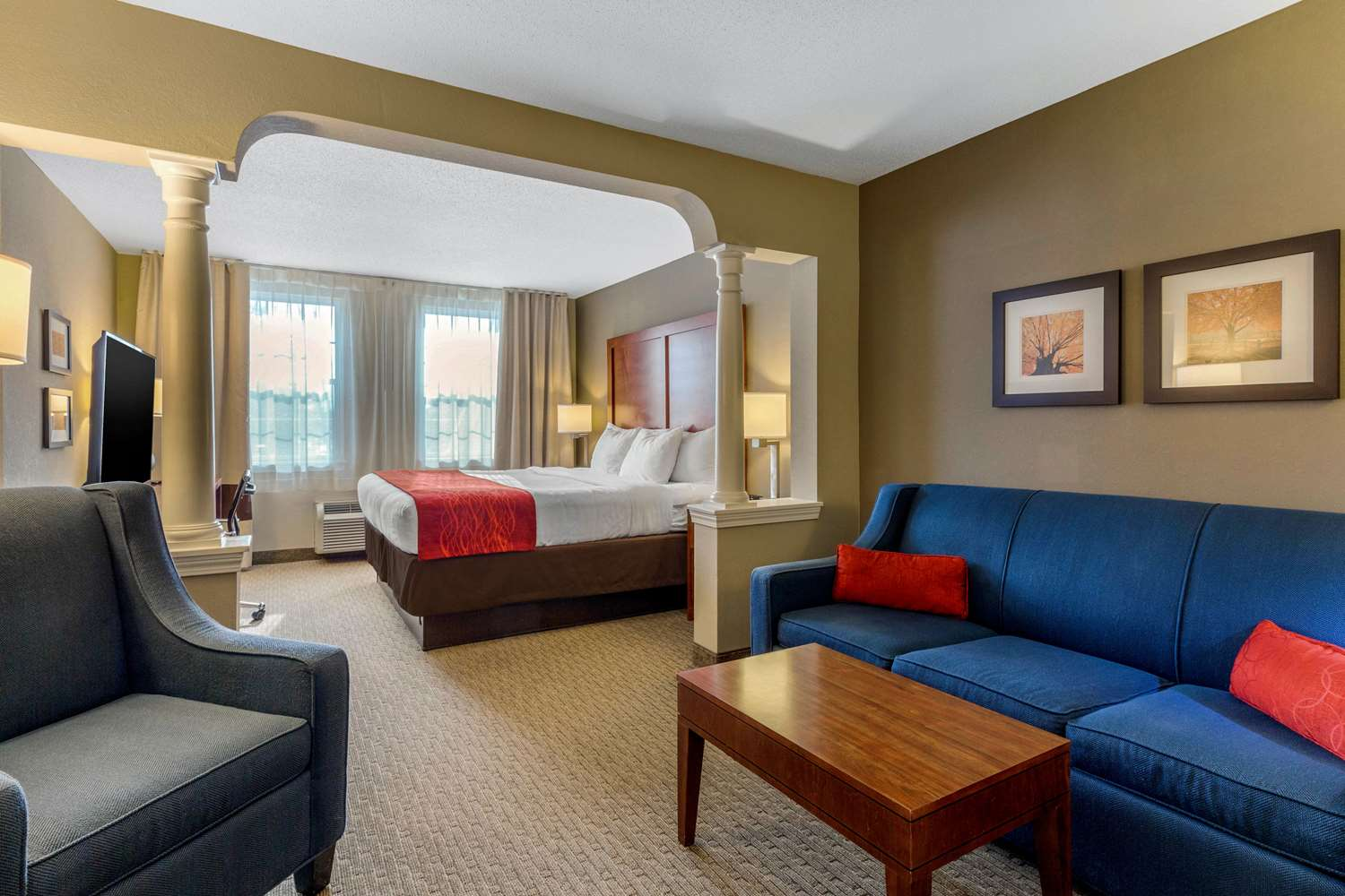 Suite - Comfort Inn & Suites North Conway