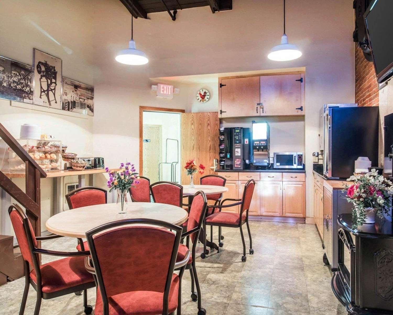 Restaurant - Econo Lodge Manchester