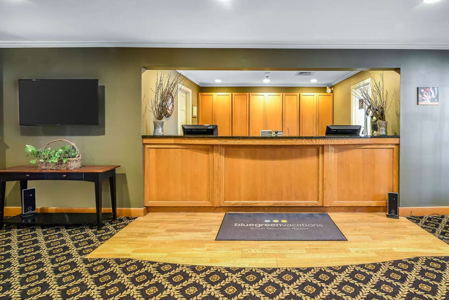 Lobby - South Mountain Hotel by InnSeason Resorts Lincoln