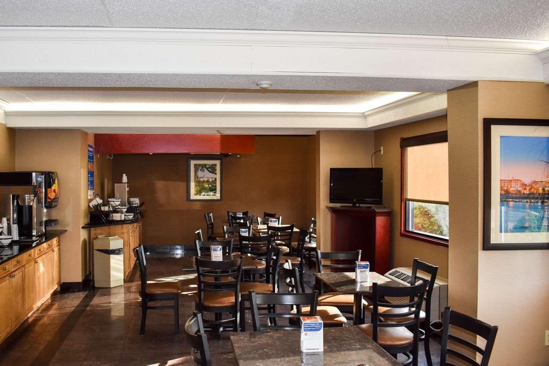 Restaurant - Comfort Inn Bordentown
