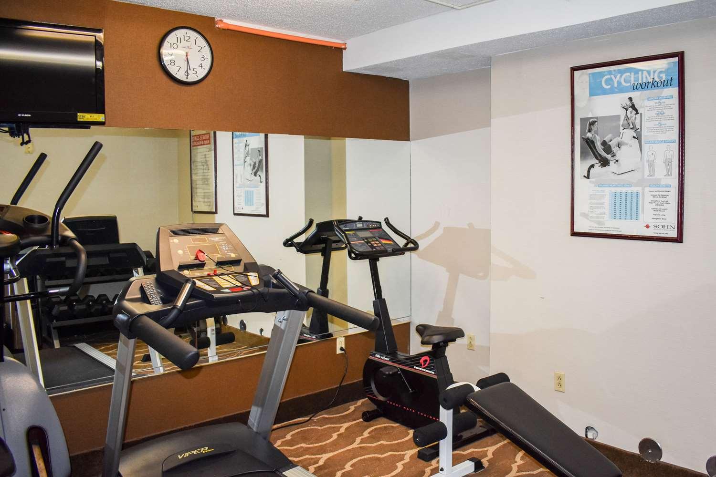 Fitness/ Exercise Room - Comfort Inn Bordentown