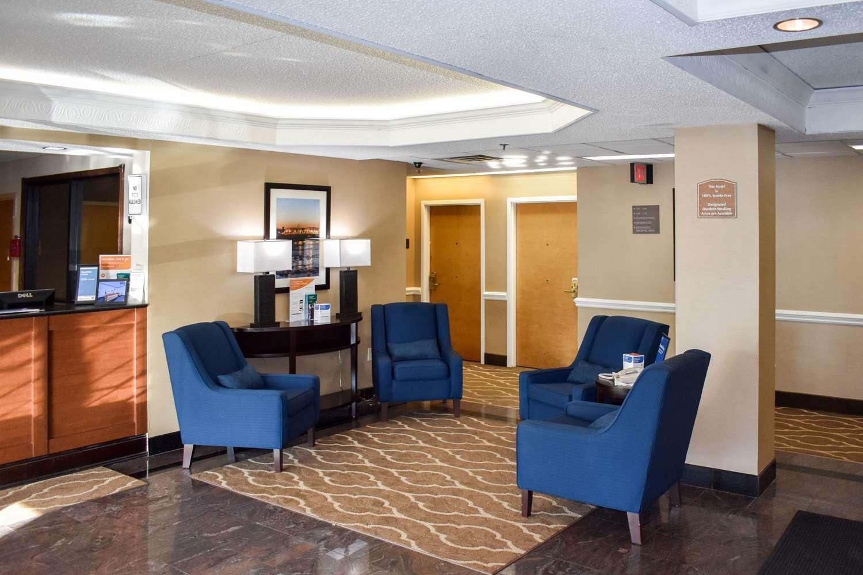 Lobby - Comfort Inn Bordentown