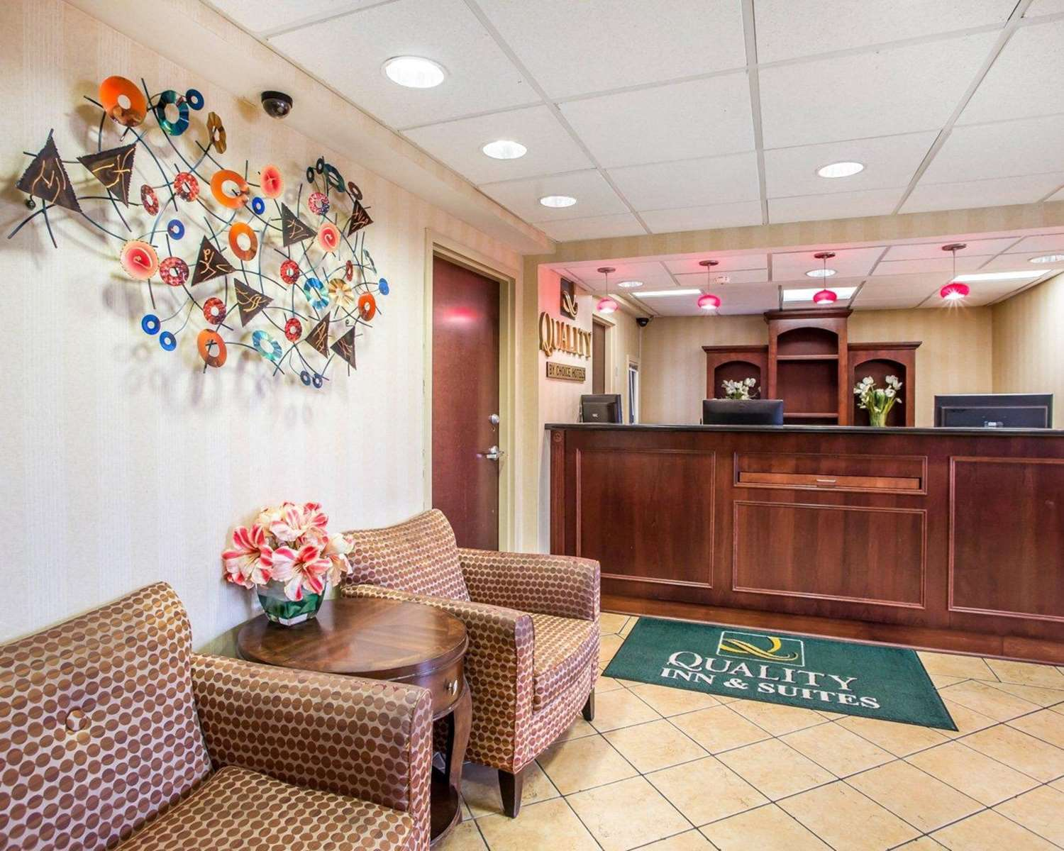 Lobby - Quality Inn & Suites Absecon