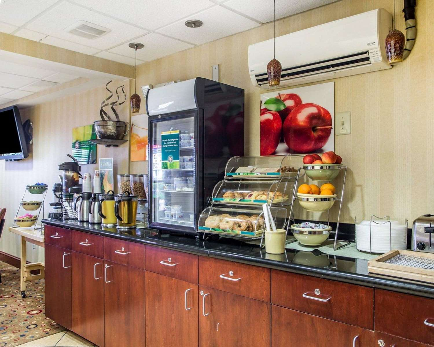 Restaurant - Quality Inn & Suites Absecon