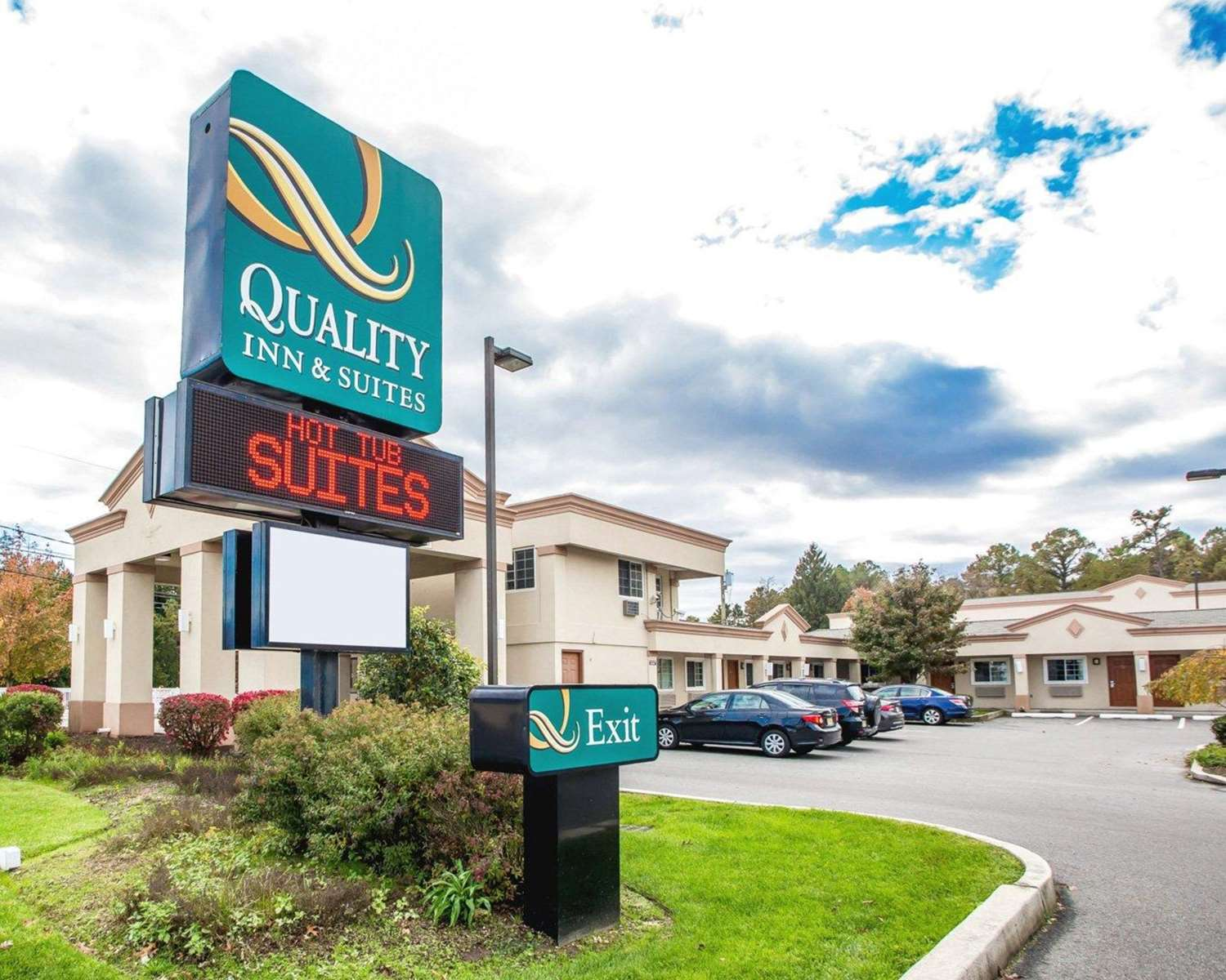 Exterior view - Quality Inn & Suites Absecon