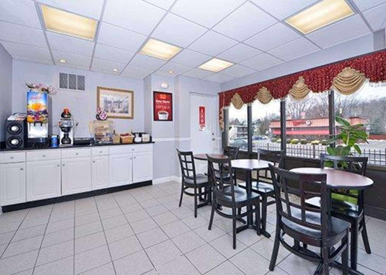 Restaurant - Econo Lodge Bellmawr