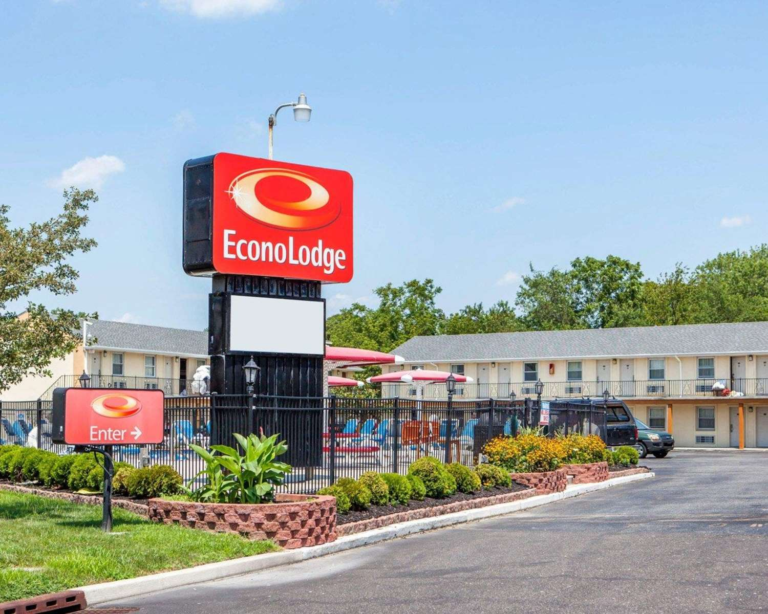 Exterior view - Econo Lodge Somers Point