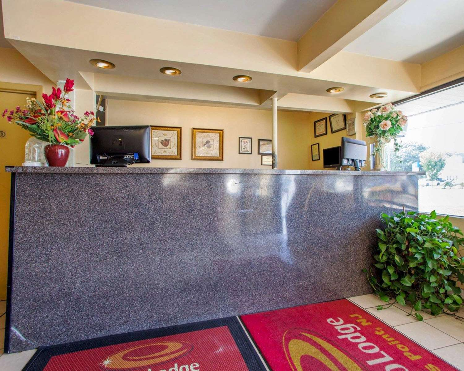 Lobby - Econo Lodge Somers Point