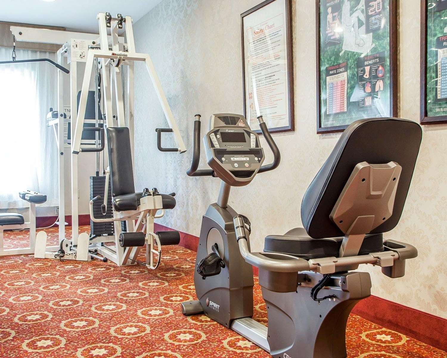 Fitness/ Exercise Room - Comfort Inn & Suites Carneys Point