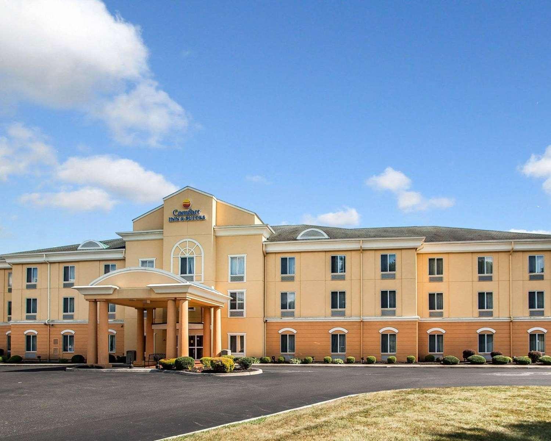 Exterior view - Comfort Inn & Suites Carneys Point