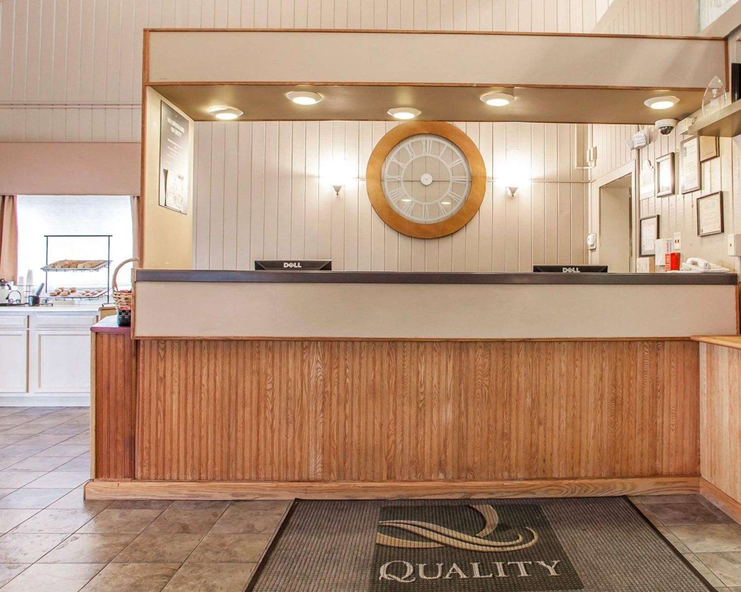 Lobby - Quality Inn Cookstown