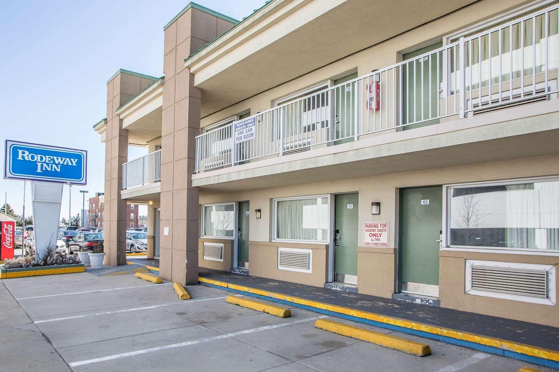 Exterior view - Rodeway Inn Downtown Atlantic City