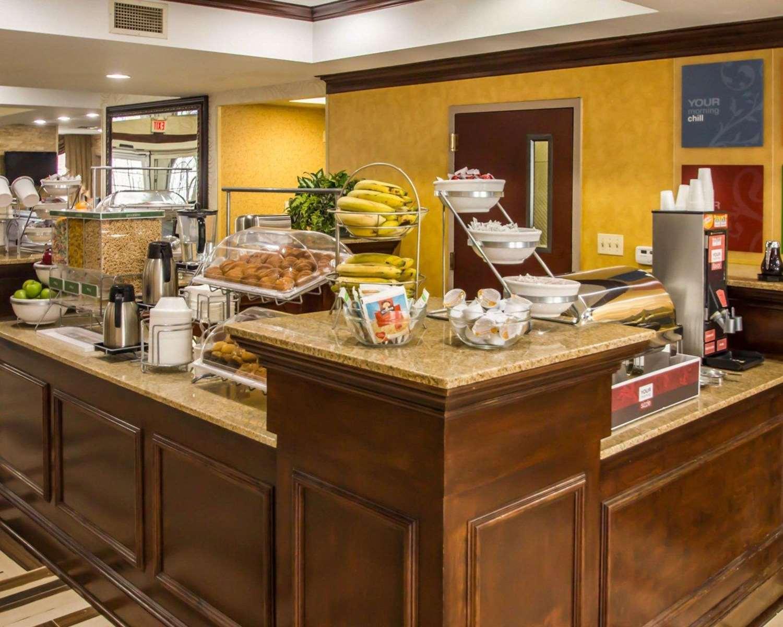 Restaurant - Quality Suites North Bergen