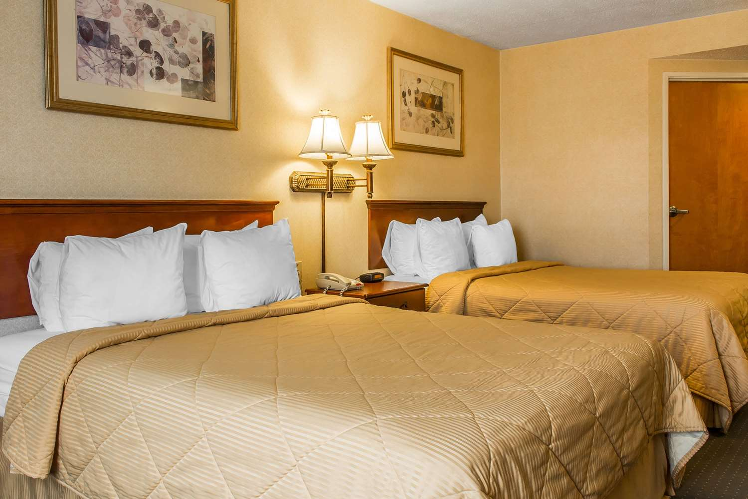 Room - Quality Inn Hackettstown