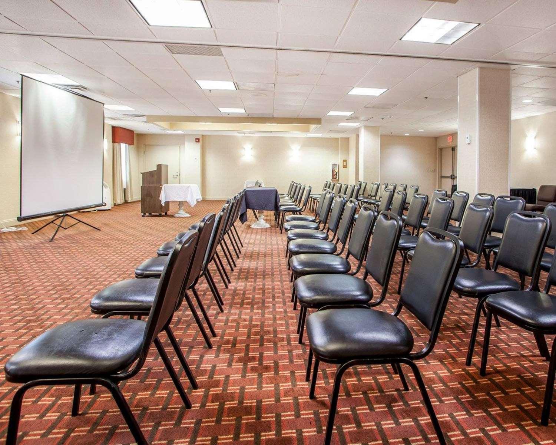Meeting Facilities - Clarion Hotel Palmer Inn Princeton