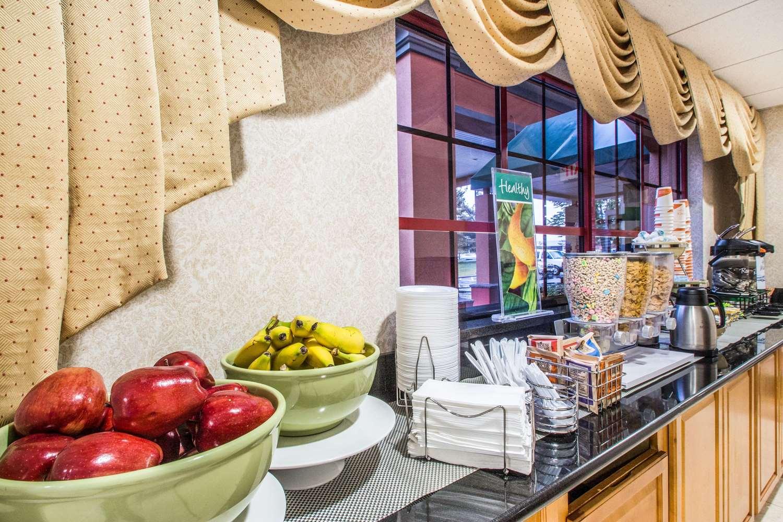 Restaurant - Quality Inn Lawrenceville