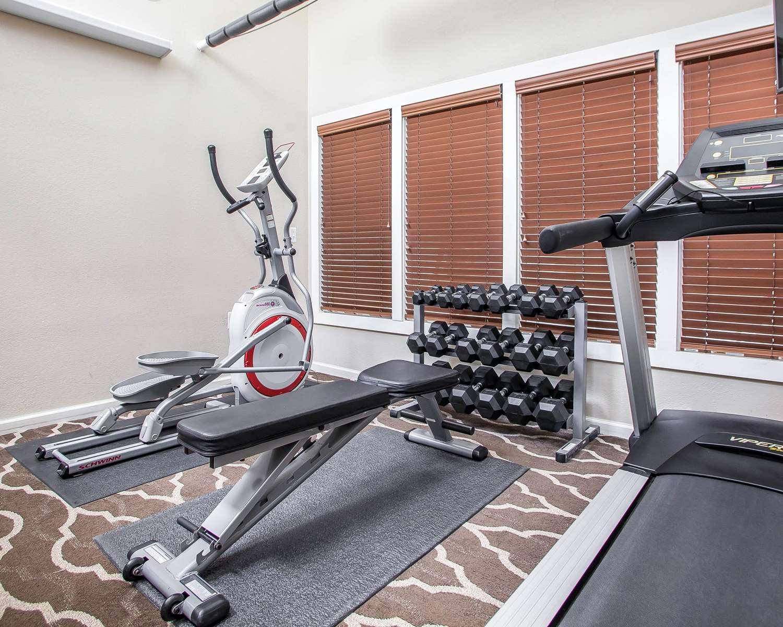Fitness/ Exercise Room - Comfort Inn Toms River