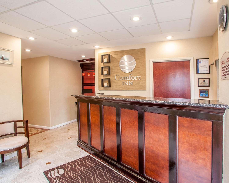 Lobby - Comfort Inn Toms River