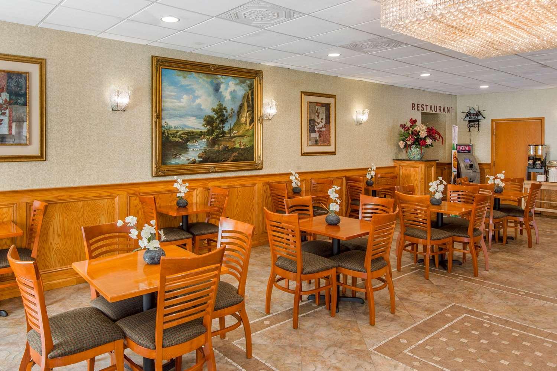 Restaurant - Quality Inn Ledgewood