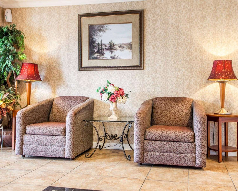 Lobby - Rodeway Inn Point Pleasant
