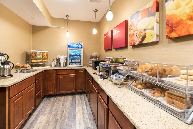 Restaurant - Comfort Suites Galloway