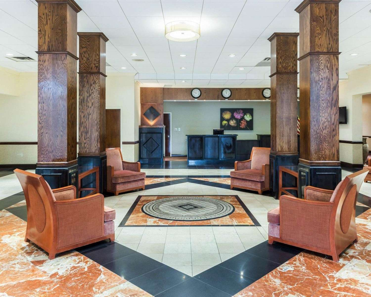 Lobby - Clarion Hotel Somerset
