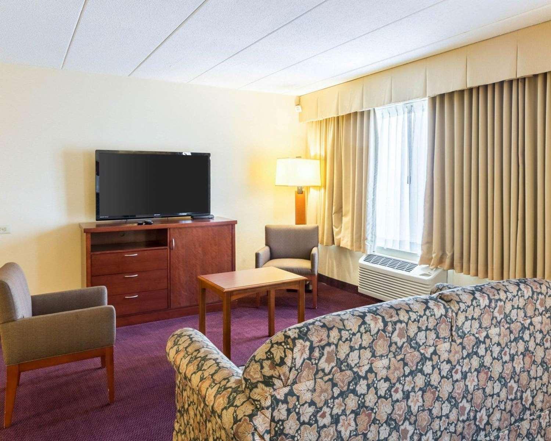 Suite - Clarion Hotel Somerset