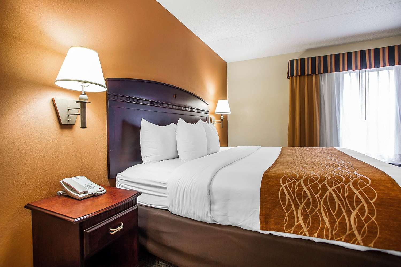 Suite - Comfort Inn & Suites Somerset