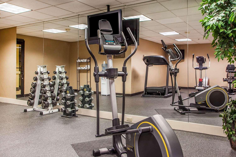Fitness/ Exercise Room - Comfort Inn & Suites Somerset