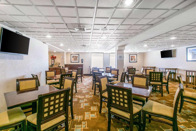 Restaurant - Quality Inn Edison