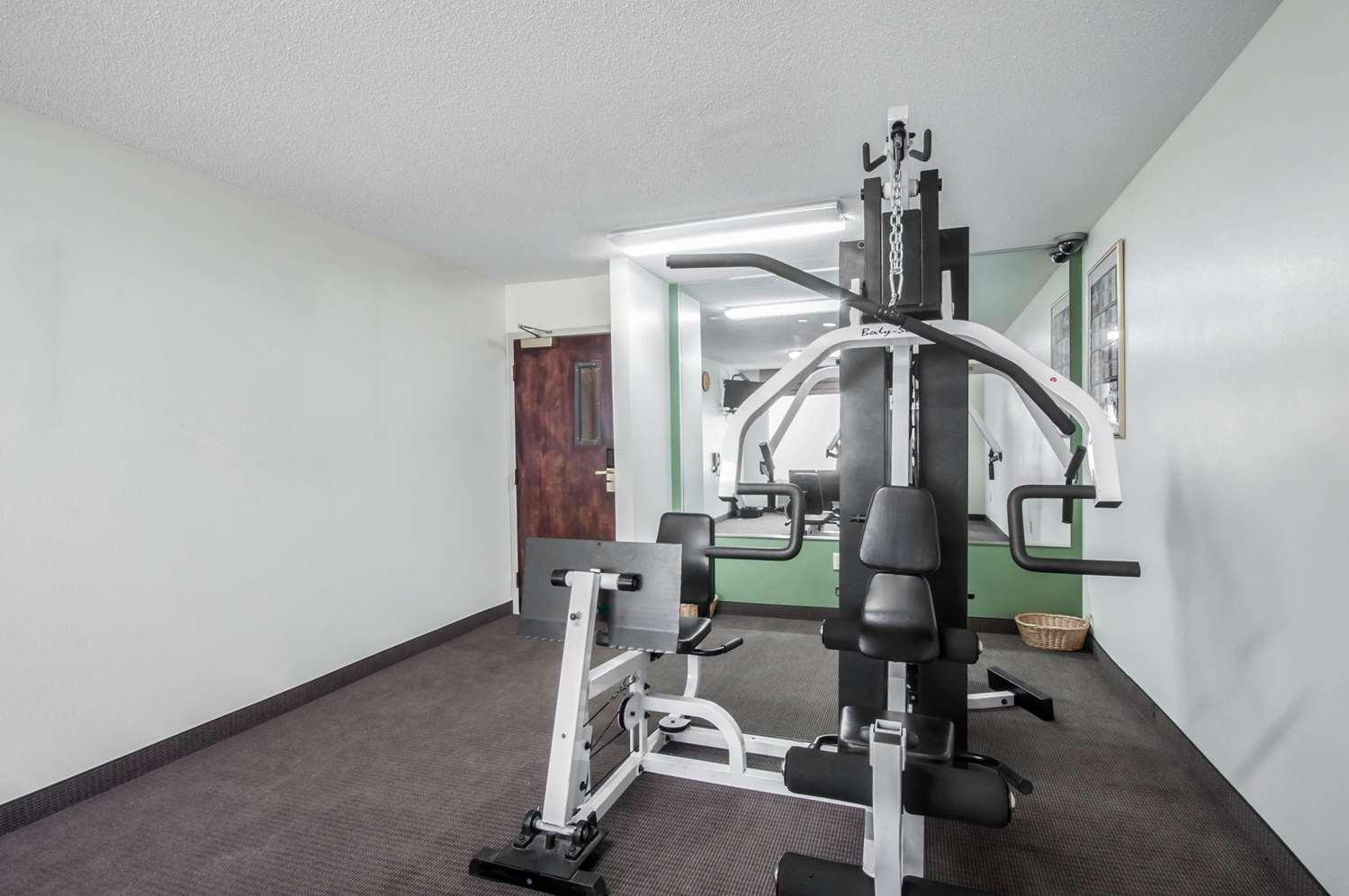 Fitness/ Exercise Room - Sleep Inn Cinnaminson