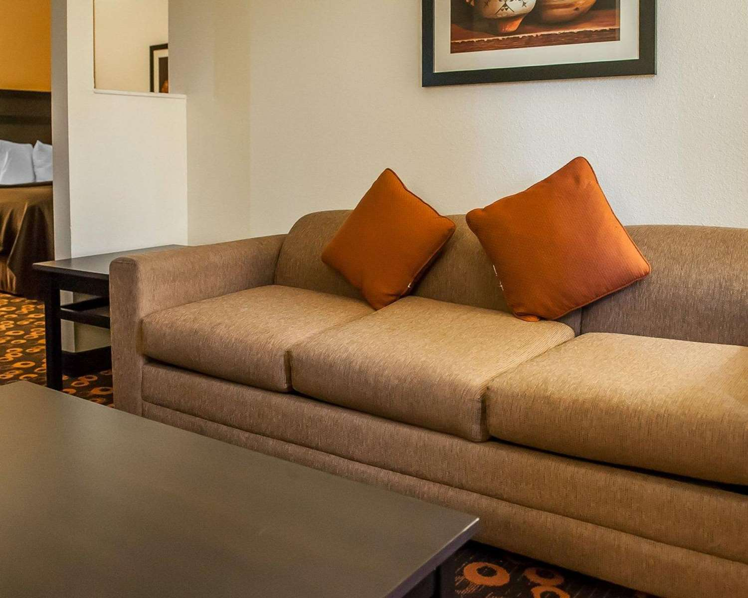 Suite - Econo Lodge Inn & Suites Santa Fe